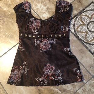 Heart Soul Asian style top